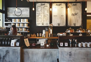 Websites for Cafes & Coffee Houses