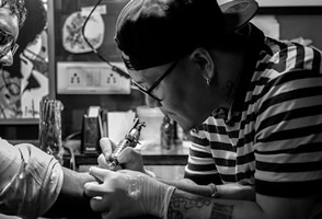 Websites for Tattoo & Piercing Services